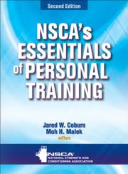 NSCA's Essentials of Personal Training 2nd Edition eBook