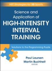 Science and Application of High-Intensity Interval Training PDF