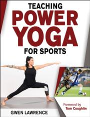 Teaching Power Yoga for Sports PDF