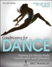 Conditioning for Dance 2nd Edition PDF With Web Resource