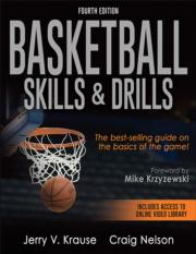 Basketball Skills & Drills 4th Edition PDF