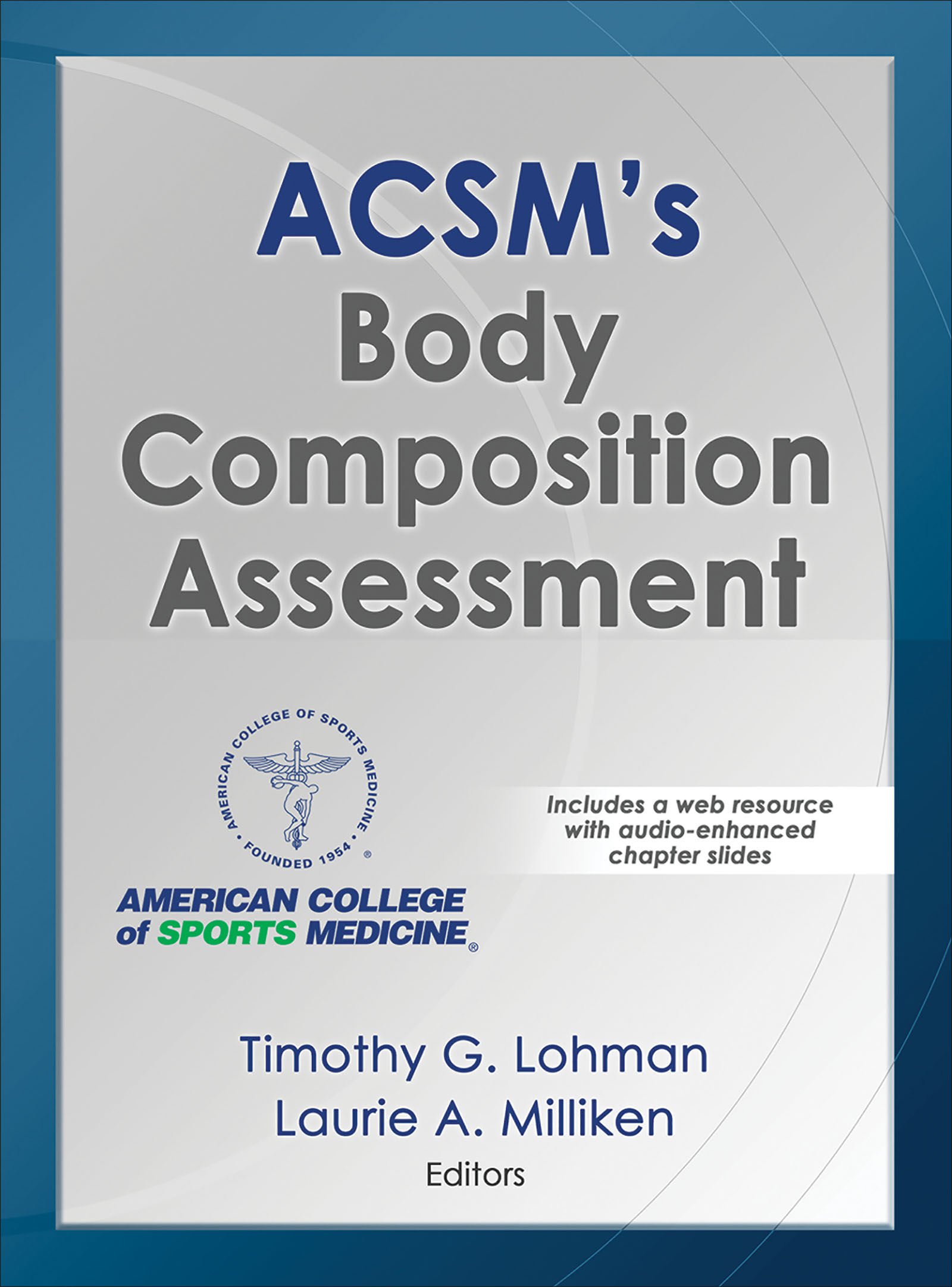 ACSM's Body Composition Assessment With Web Resource
