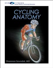 Cycling Anatomy With CE Exam-2nd Edition