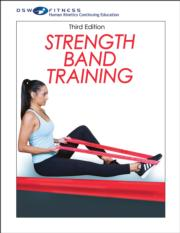 Strength Band Training With CE Exam-3rd Edition