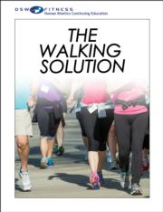 The Walking Solution Ebook With CE Exam