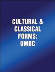 Cultural & Classical Forms: UMBC