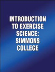 Introduction to Exercise Science: Simmons College