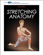 Stretching Anatomy Ebook With CE Exam-3rd Edition