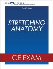 Stretching Anatomy Online CE Exam-3rd Edition