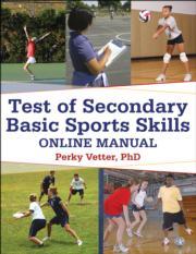 Test of Secondary Basic Sports Skills Digital Manual