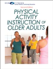 Physical Activity Instruction of Older Adults Ebook With CE Exam-2nd Edition