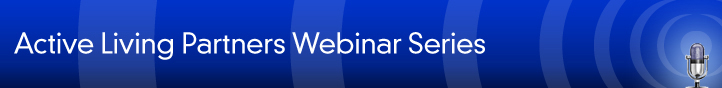 Active Living Partners Webinars