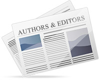 Authors and Editors in the News