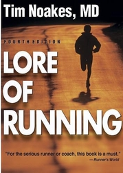 Lore of running livre course à pied