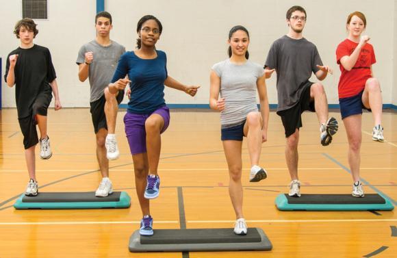 Vigorous aerobic activity helps you build cardiorespiratory endurance.