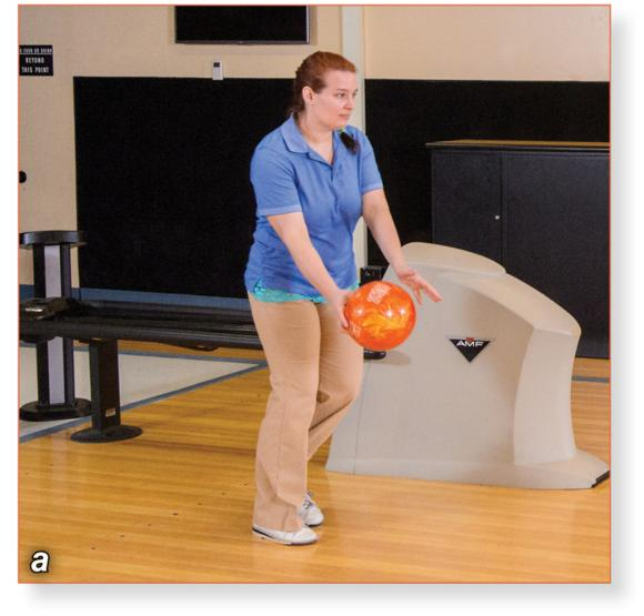 Roller-style bowling (a)