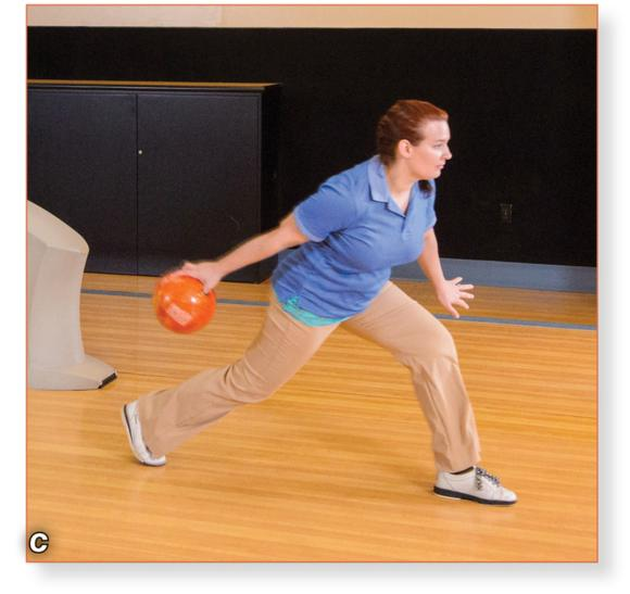Roller-style bowling (c)