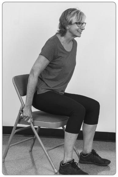 Alternating hip lifts
