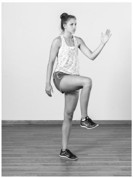Figure 5.67 Single-Leg Knee Flexion